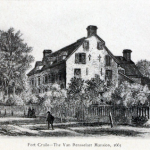 Van Rensselaer Mansion 1663