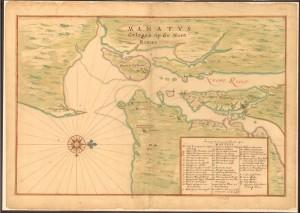 The Manatus Map: Manhattan & Long Island