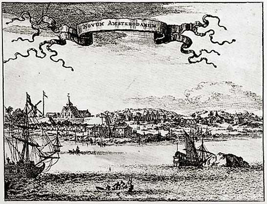 New Amsterdam 1646