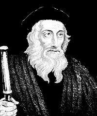 John Wycliffe 1330-1384